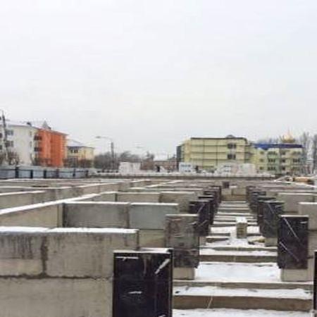 ЖК Дубровка на Неве ход строительства 2017