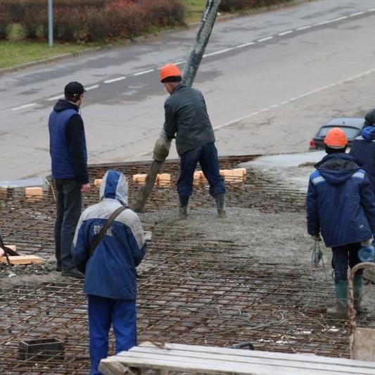 Ход работ в ЖК Дубровка на Неве на конец 2016 года