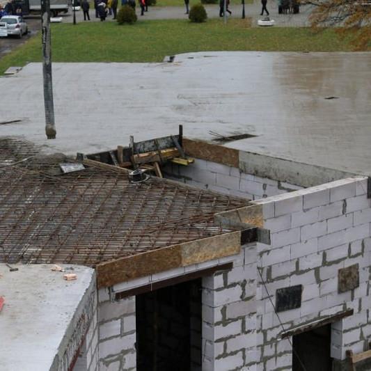 Жилой комплекс Дубровка на Неве ход работ ноябрь 2016